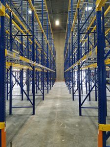 Narrow Aisle Warehouse Racking Storage
