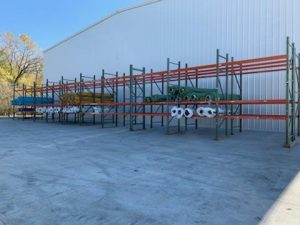 Outdoor Pallet Racking System