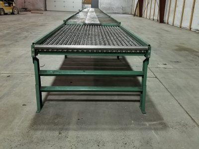 Used Conveyor Belt System