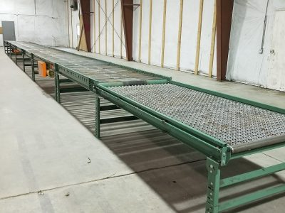 Used Roach Conveyor System at a glance