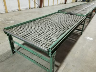 Used Conveyor Underbelly