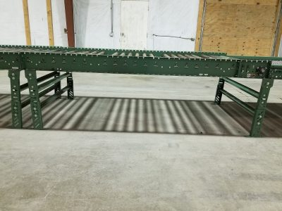 Used Conveyor System Body