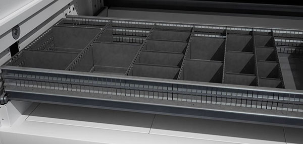 Drawer Profiles (Automated Vertical Storage)