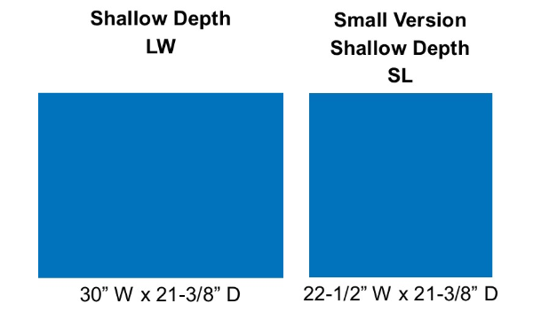 Cabinet Style - Shallow (LW SL)