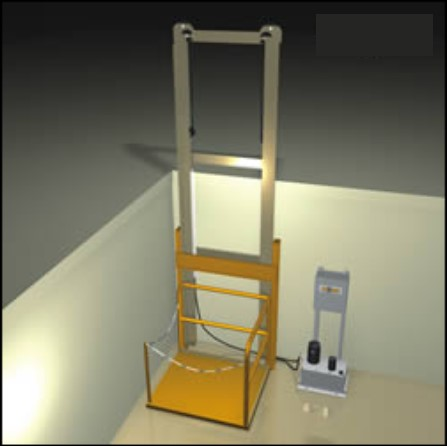 cantilever-hydraulic-lift